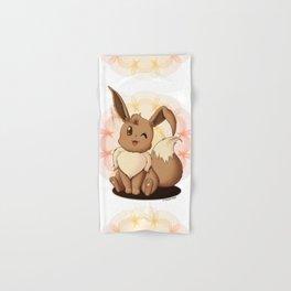 Kawaii Eevee Hand & Bath Towel