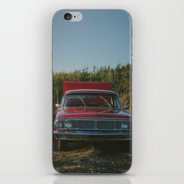 Galaxie iPhone Skin