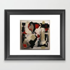 Abstract 1 Framed Art Print