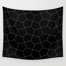 Fracture (from Subtraction Records archives) Wall Tapestry