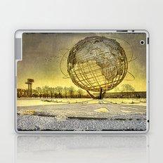 Unisphere Sunset Laptop & iPad Skin
