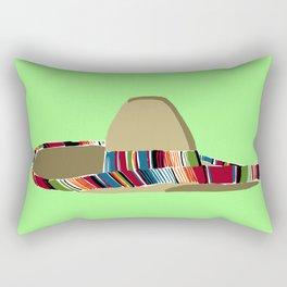 Sombrero Rectangular Pillow