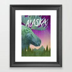 Alaska Framed Art Print