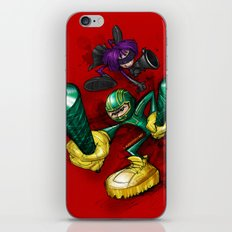 KICK-ASS iPhone & iPod Skin
