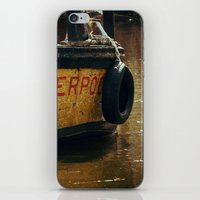 liverpool iPhone & iPod Skins featuring That's Liverpool not Liverpoo =) by Mark Bagshaw Photography