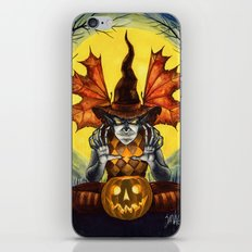 From the Dust to the Grave iPhone & iPod Skin
