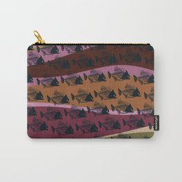 Fishes Friendship Carry-All Pouch