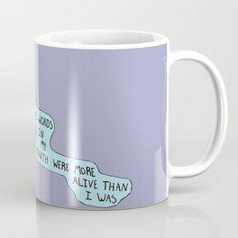 Pastel Lips Coffee Mug