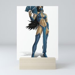 Scorpion mk game Mini Art Print
