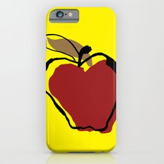 STATIONERY CARD - Apple for Teacher Slim Case iPhone 6s