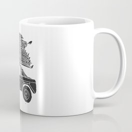 Bronco Coffee Mug
