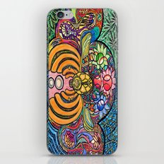 Colorstorm iPhone & iPod Skin
