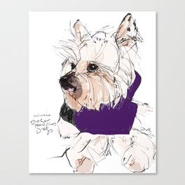 OPD Winnie Canvas Print