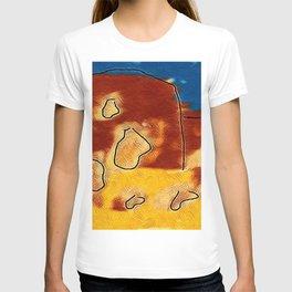 The landslide T-shirt