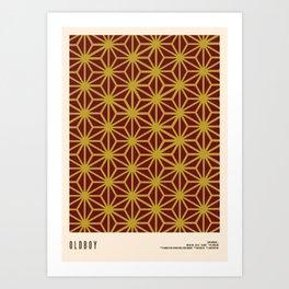 OLDBOY POSTER Art Print
