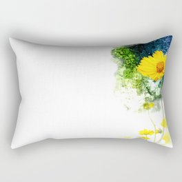 Summer #01 Rectangular Pillow