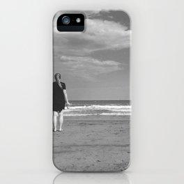 Off the sea iPhone Case