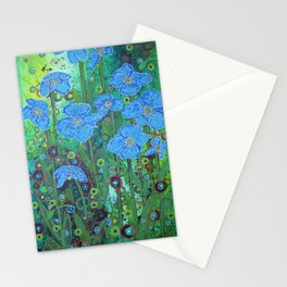 Himalayan Poppies Stationery Cards