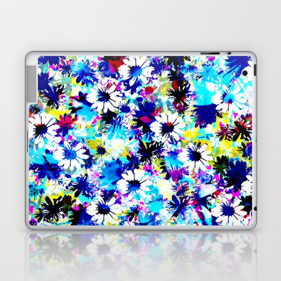Floral 2 Laptop & iPad Skin