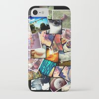 instagram iPhone & iPod Cases featuring Instagram  by Nic Moore