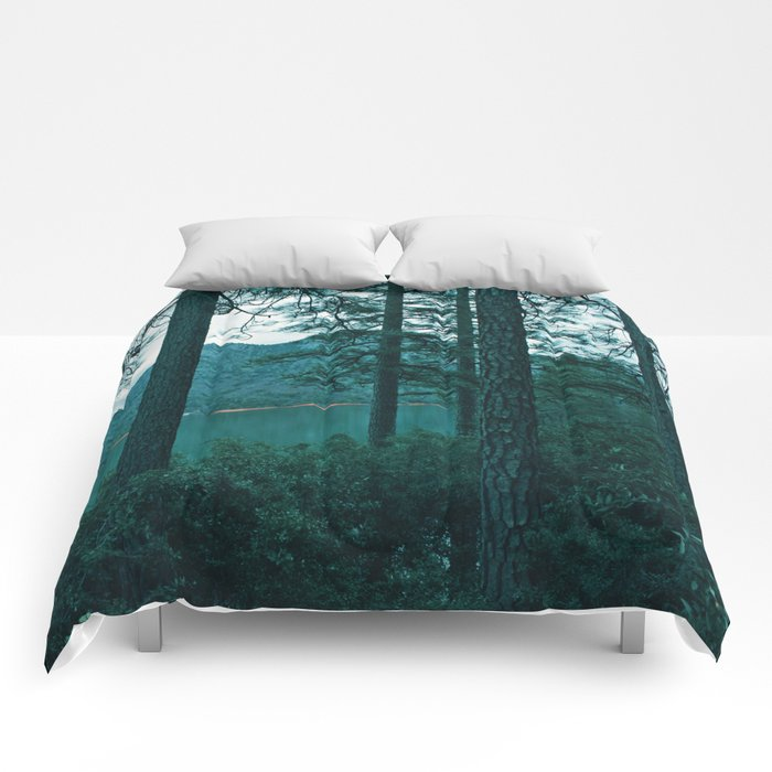 Lake Shasta Beauty Comforters
