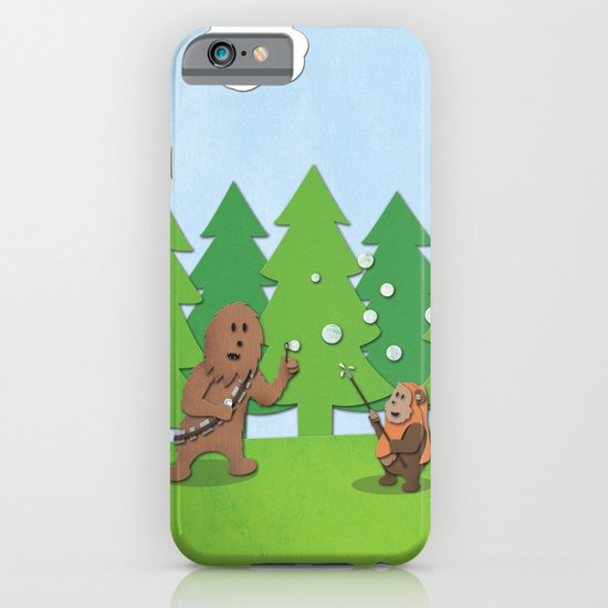 SW Kids - Chewie Bubbles iPhone & iPod Case