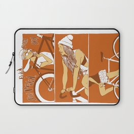 now they are hot deadly girls Laptop Sleeve