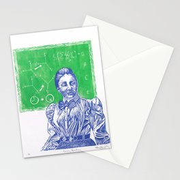 Emmy Noether, Giant of Math and Physis Stationery Cards