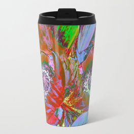 TWO RED POPPIES Travel Mug