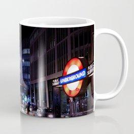 London underground station Coffee Mug