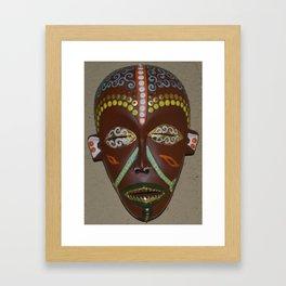 """Umvikeli Wendlu"" by ICA PAVON Framed Art Print"