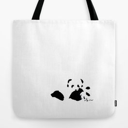Sleepy Pandas Tote Bag