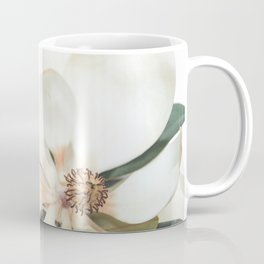 Botanical Magnolia in Color 1 Coffee Mug
