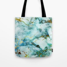 Marble Effect #1 Tote Bag