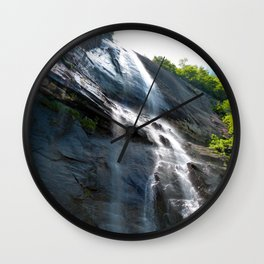 Waterfall Wall Clock