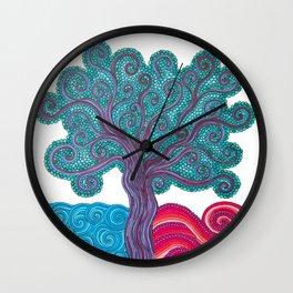 weSEE Wall Clock