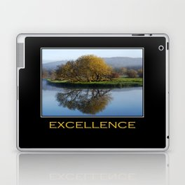 Inspirational Excellence Laptop & iPad Skin
