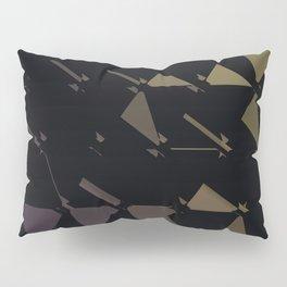 3D Futuristic GEO BG Pillow Sham
