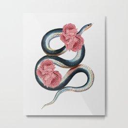 Serpent of love Metal Print