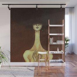 La Femme Fatale Wall Mural
