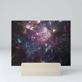 Shattered Prisma Mini Art Print