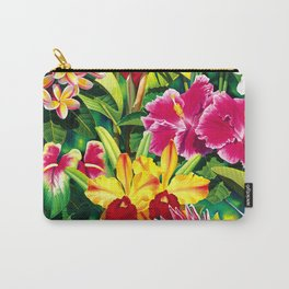 Tropical Panorama part 1 Carry-All Pouch