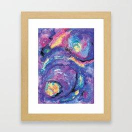 star party Framed Art Print