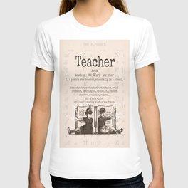 Teacher T-shirt