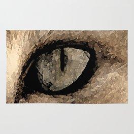 Cat's Eye Rug