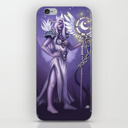An Elven Noble iPhone Skin