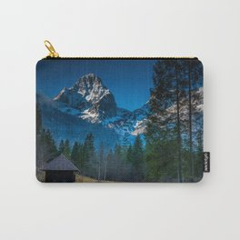 Alpine winter idyll Carry-All Pouch