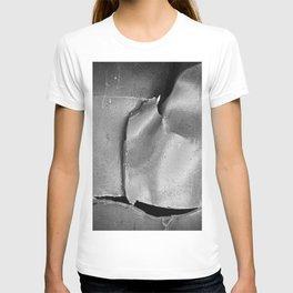 9/11 Memorial Scrap Metal T-shirt
