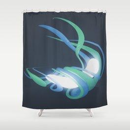 nesty Shower Curtain