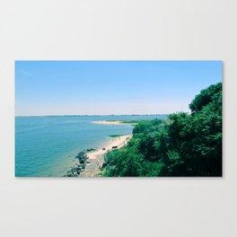 To Far Rockaway Canvas Print